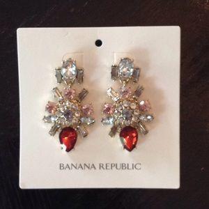 Banana Republic women's earrings jewelry new nwt